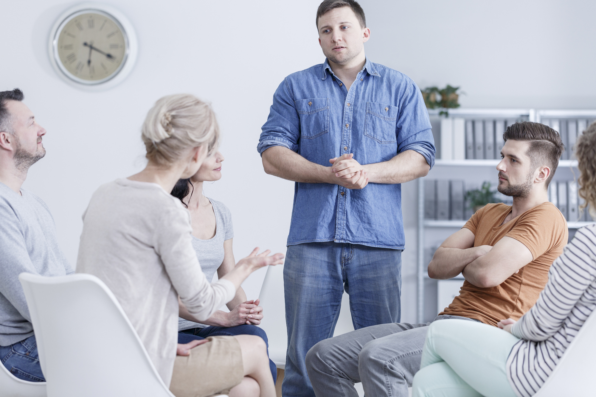 5 Tips to Hold a Successful Intervention for a Loved One