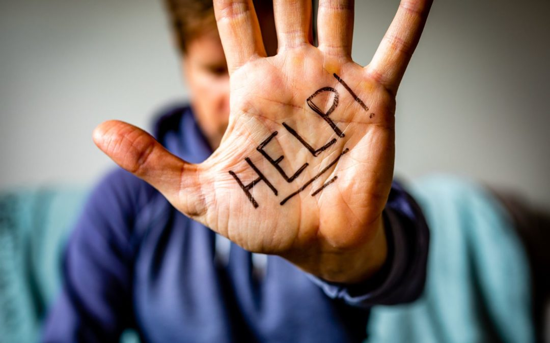 seeking help from a professional interventionist